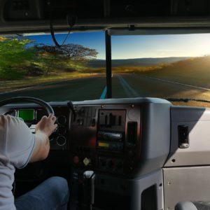 Specyfika pracy kierowcy